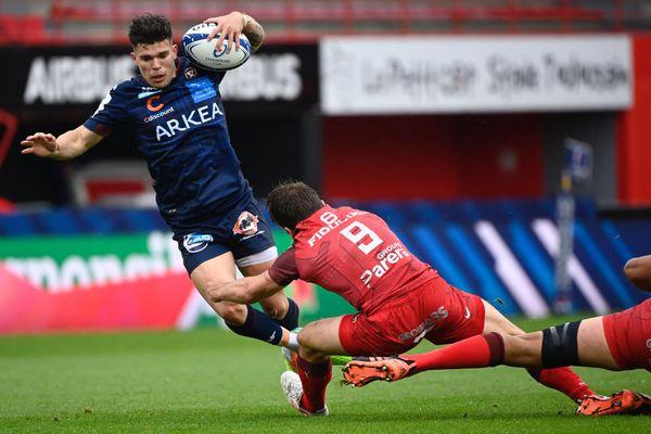 Le Stade Toulousain a affronté Bordeaux-Bègles ce samedi 1er mai, dans le cadre des demi-finales de la Coupe d'Europe de rugby.