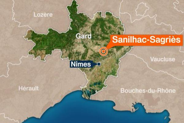 Sanilhac-Sagriès (Gard)