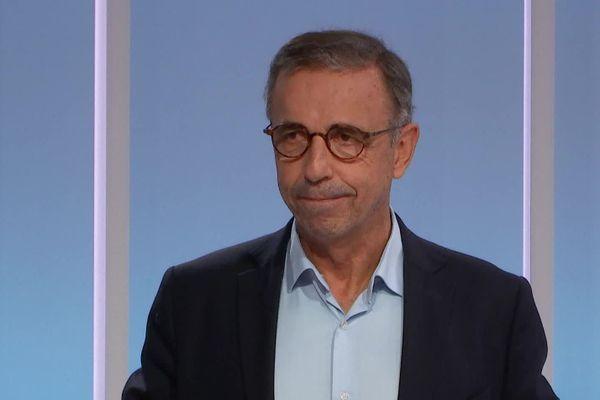 Le maire de Bordeaux Pierre Hurmic sera l'invité du journal de 19h sur France 3 Aquitaine ce dimanche 29 novembre.