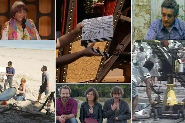Enquêtes de région : la région fait son cinéma - Agnès Varda, Jacques Demy, tournages dans la région Mes Frères, la Reine blanche.