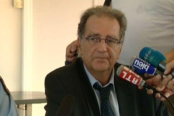 Robert Gelli - procureur de Nîmes nommé à Nanterre - 2012.