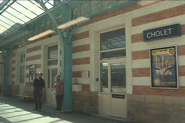 Réouverture de la ligne SNCF Cholet-Clisson le 12 avril 2019