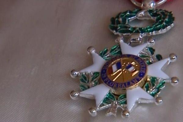 La nouvelle Légion d'Honneur.