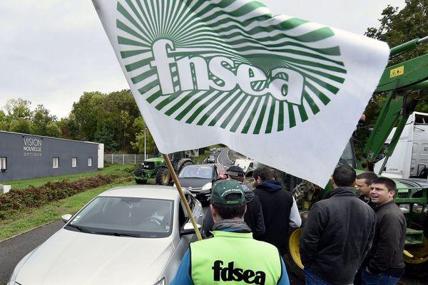 La FDSEA 44 remporte les élections à la Chambre d'agriculture ce 30 octobre 2019