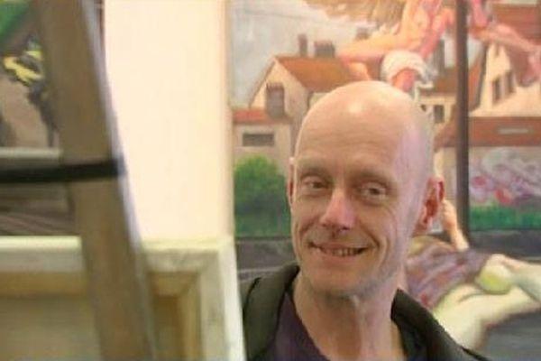 Vincen Massey, artiste peintre.
