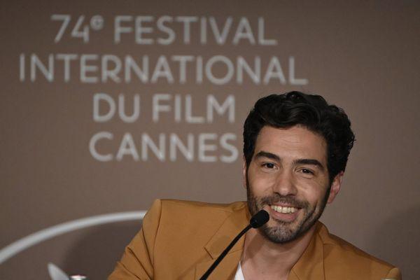 """L'acteur né à Belfort est à l'affiche du film """"Présumé Coupable"""" et membre du jury du Festival de Cannes"""