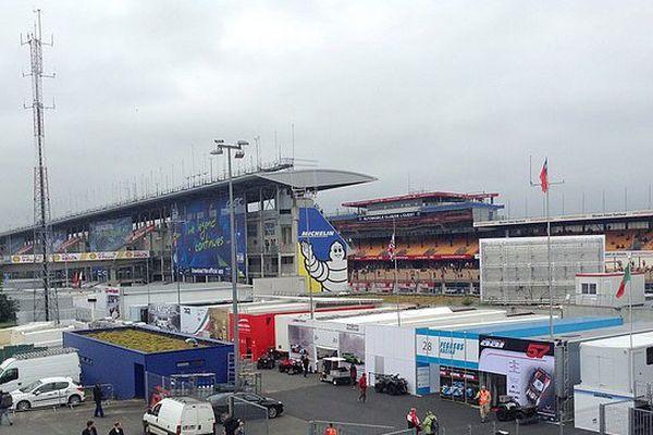 PC sécurité public, circuit des 24 heures du Mans