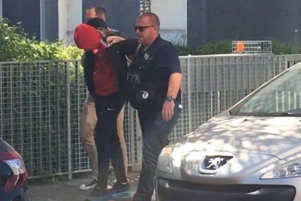 Mardi matin, plusieurs interpellations ont eu lieu dans le quartier de Lille-Sud.