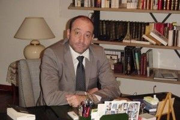 Jean-Luc Millo, maire d'Olivese et désormais président du PETR Ornano-Taravu- Valincu-Sartenais.