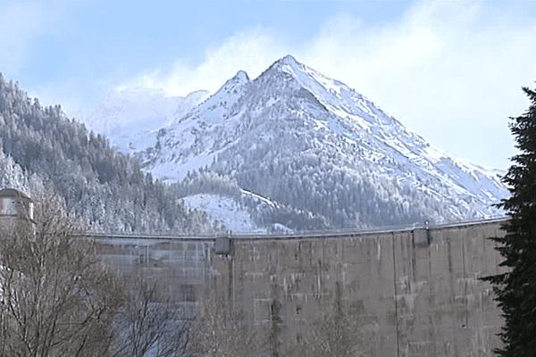 L'eau des barrages va être utilisée pendant l'épisode de grand froid