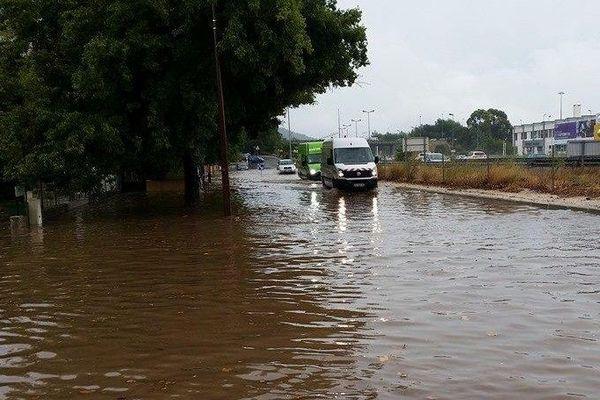 Un violent épisode pluvieux s'est abattu sur le Var le 19 septembre dernier.