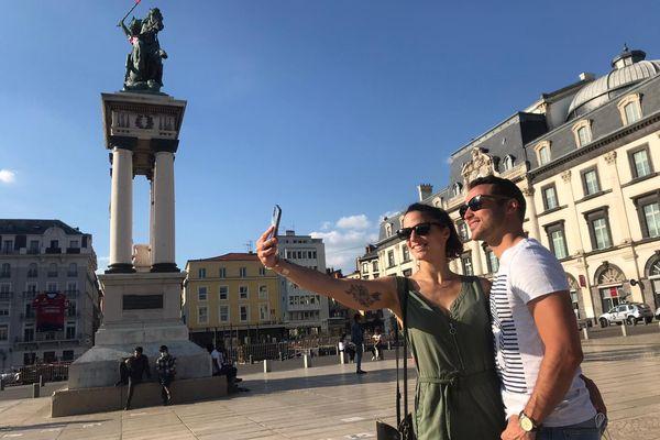 Clermont-Ferrand serait la 5e ville française comptant le plus de sourires sur Instagram.