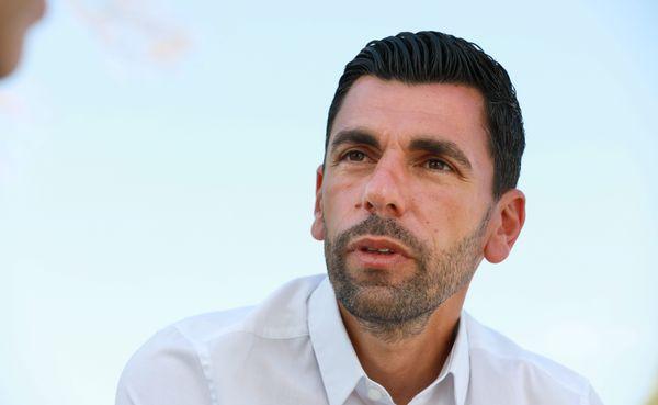 Sébastien Jibrayel, adjoint en charge du sport à la mairie de Marseille