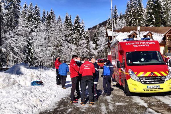 Les secours sont à la recherche d'un jeune homme de 25 ans disparu dans le secteur du Cirque de Saint-Même en Savoie.