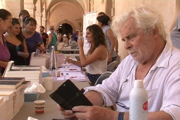 L'acteur, réalisateur Jacques Weber