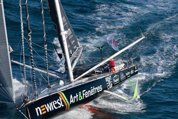 Il s'agissait de la deuxième participation à la compétition après 2017 pour le navigateur.