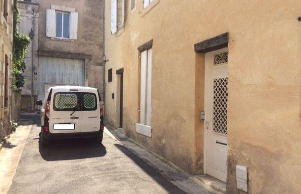 Rue Merline, où les policiers ont mené une perquisition.