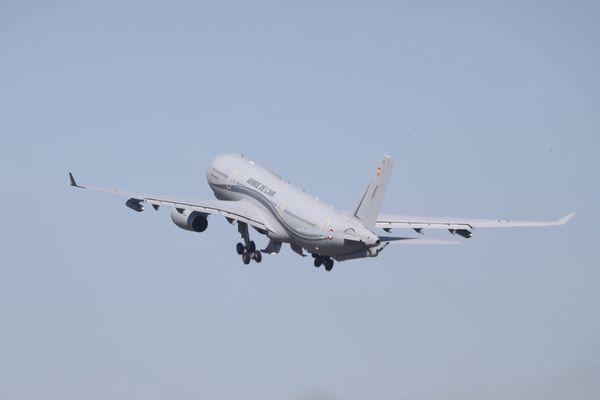 L'A330 a remplacé depuis 2019 les anciens ravitailleurs de l'armée de l'air.