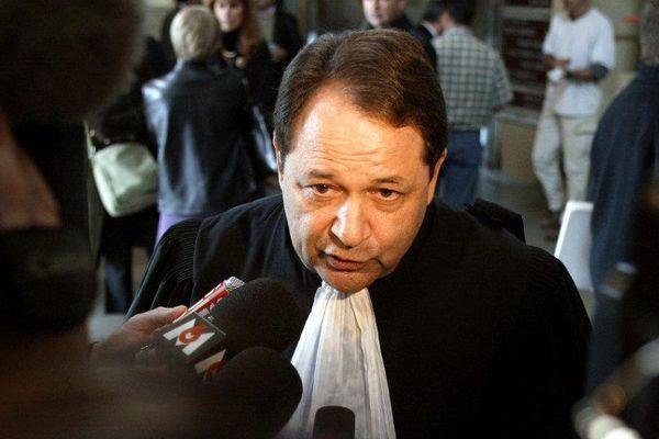 Jacques Martin reste un avocat pénaliste