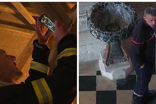 La visite doit permettre aux sapeurs-pompiers de connaître mieux les lieux en cas d'intervention.