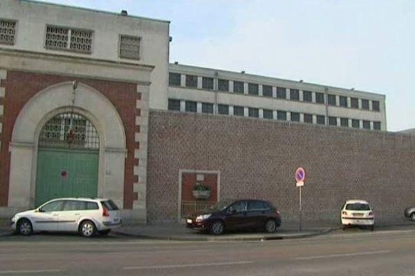 La maison d'arrêt d'Amiens