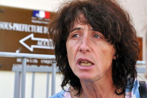 Christine Tequi a été élue présidente du Conseil départemental de l'Ariège.