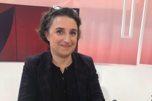 Agnès Vatican, Directrice des archives départementales de la Gironde