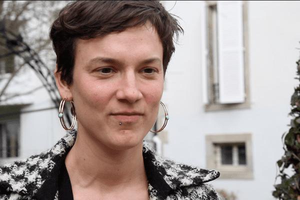 Cécile forme les femmes à l'autodéfense par le biais de l'association Difenn à Quimper