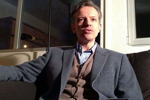 """Roland Arens, directeur """"new media"""" du groupe de presse luxembourgeois St-Paul."""