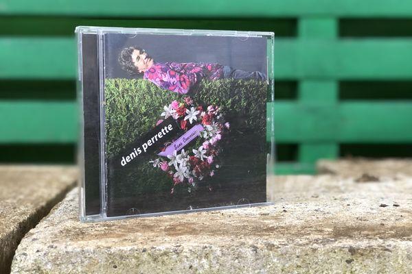 Sans concession, l'album de Denis Perrette qu'il aimerait ressortir en version vinyle pour fêter ses 10 ans.