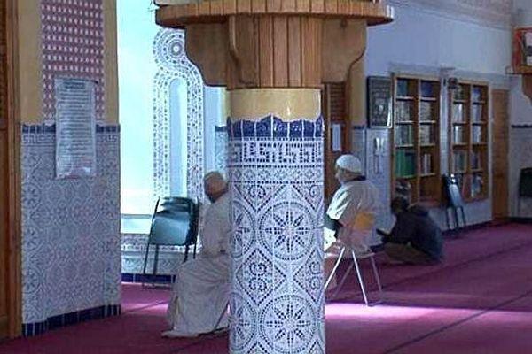 Lunel (Hérault) - la mosquée El Baraka - 2015