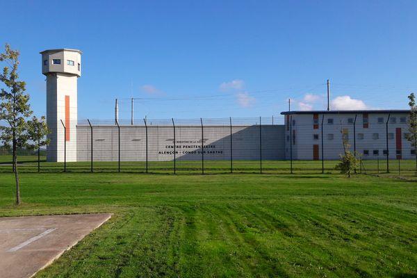 Prison de Condé-sur-Sarthe (Orne)