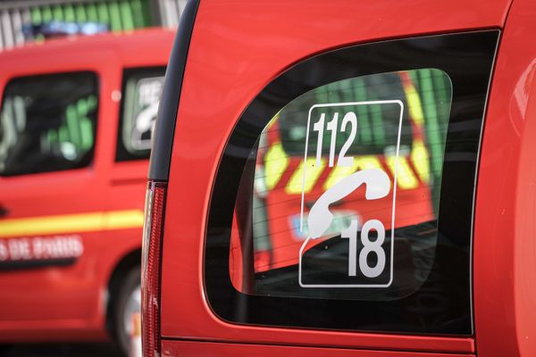 15 pompiers du centre de secours de l'Aveyron ont été mobilisés pour porter assistance aux deux blessés. Ils ont été évacués sur le Centre Hospitalier de Rodez (12).