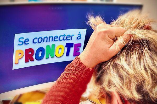 """""""Prise de tête"""" pour les connexions Pronote ?"""