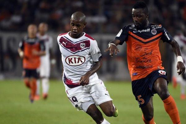 Montpellier - le MHSC face à Bordeaux - 9 août 2014