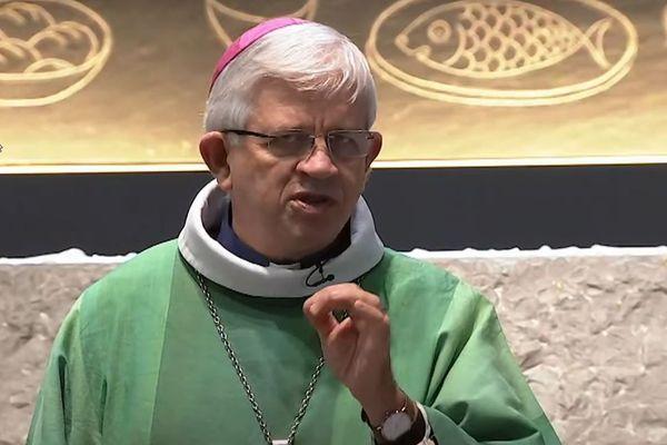 Monseigneur Olivier Leborgne, l'évêque d'Arras, a déclaré comprendre la douleur des catholiques
