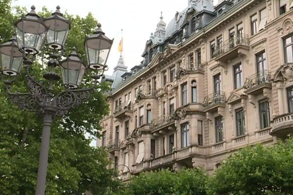 Baden-Baden a souhaité mettre en avant son riche patrimoine architectural, dû à son passé thermal.