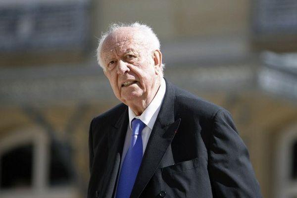 Jean-Claude Gaudin, sénateur-maire de Marseille