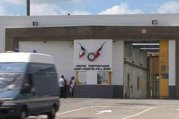 Le centre pénitentiaire de Saint-Quentin-Fallavier