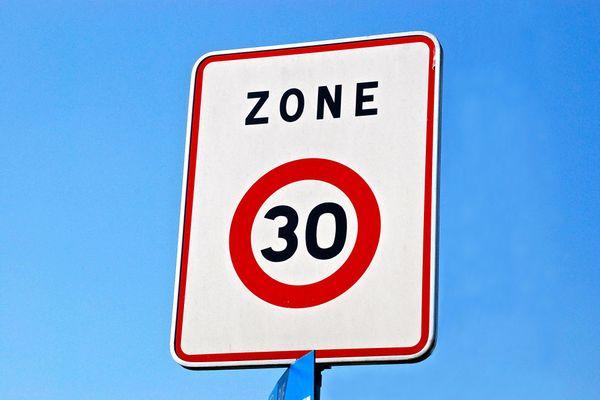 Ce 31 août 2020, 600 km de voiries passent en zone 30 à Nantes, soit 80% des rues