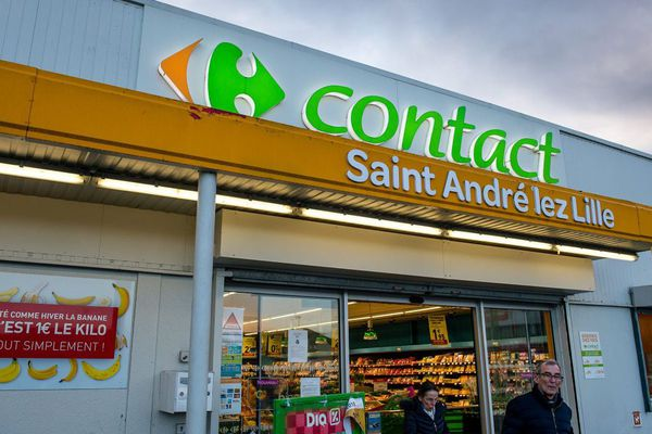 Le Carrefour Contact de Saint-André-lez-Lille fait partie des enseignes concernées.