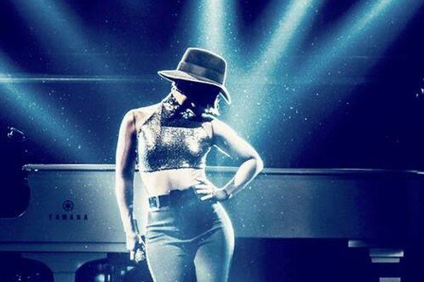 Alicia Keys était en concert à Paris Bercy à l'occasion de sa tournée Girl on Fire, mardi 25 juin 2013. Elle avait déjà rempli le POPB la veille.