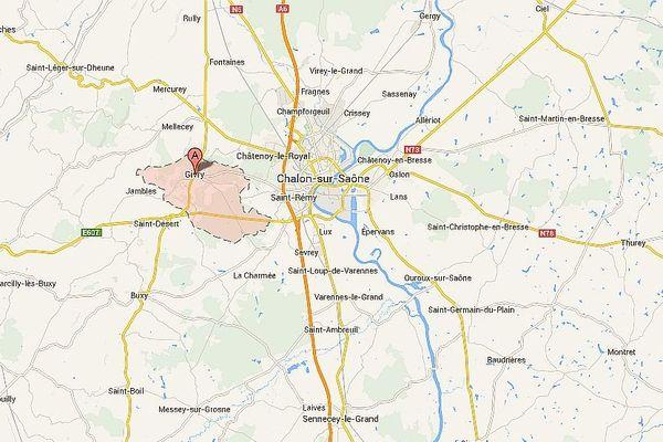Alicia se rendait de Chatenoy-le-Royal à Chalon-sur-Saône, son corps a été retrouvé vendredi 1er août dans un étang de Givry