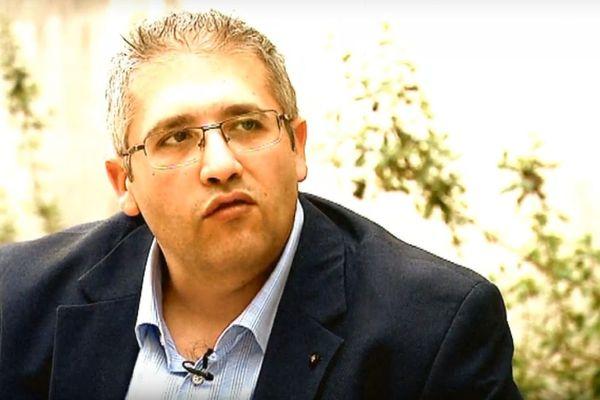 Nabil Attar a dû fuir la Syrie. Il veut aujourd'hui se reconvertir à Orléans.