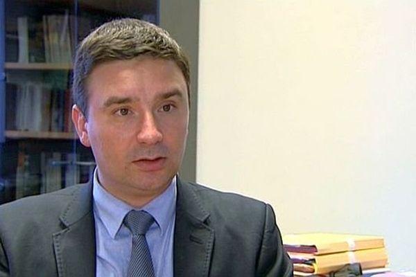 Laurent Grandguillaume, député de Côte-d'Or