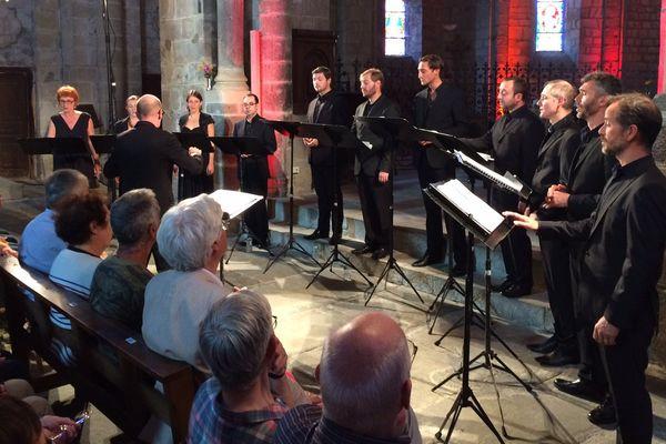 L'ensemble Jacques Moderne invité au 51ème Festival de la Chaise-Dieu.
