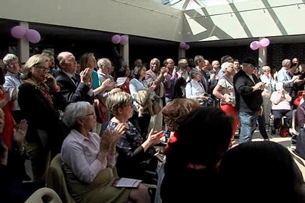 Près de 200 militants socialistes étaient présents dimanche à Honfleur.