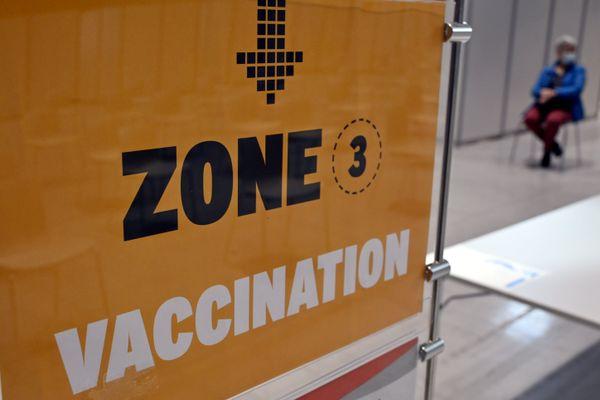 170 000 vaccins par semaine ont été administrés dans les centres du Grand Est en Avril. L'objectif est d'atteindre 310 000 vaccinations par semaine en juin
