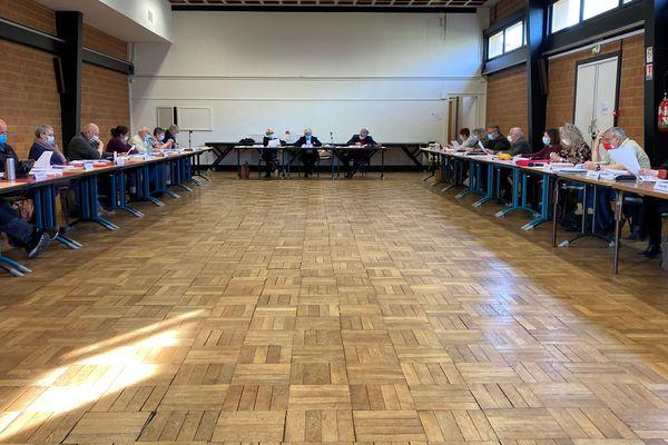 Le conseil municipal de Bellac du 8 avril 2021