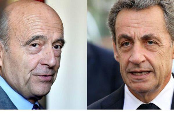Alain Juppé et Nicolas Sarkozy seront à Marseille le même jour, pas sûr qu'ils se croisent.